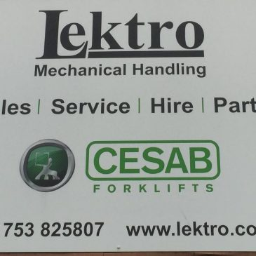Full Support from Lektro