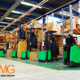 Fork Lift Hire in Slough
