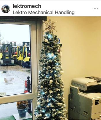 Lektro Ready For Christmas
