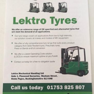 Lektro Tyres